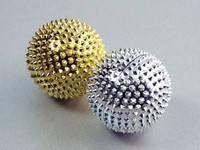 Массажный шарик игольчатый, магнитный