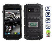 """Hummer H6 IP68 водонепроницаемый мобильный телефон MT6582 четырехъядерных процессоров 5.0 """" HD экран 1 ГБ + 8"""