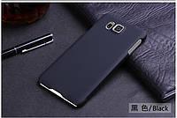 Пластиковый чехол для Samsung Galaxy Alpha G850F черный