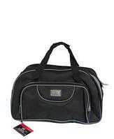 Стильная дорожная сумка среднего размера