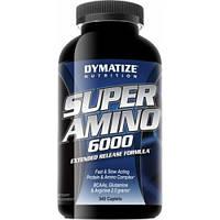 Аминокислоты Super Amino 6000 (180 cap) от Dymatize