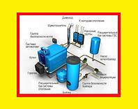 Проетирование, комплектация и монтаж инженерных систем