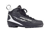 Ботинки лыжные FISCHER XC Sport Black р. 46