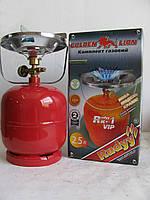 """Газовый комплект Ruddy  """"Пикник ITALY"""" RK-1 (2.5 л)"""