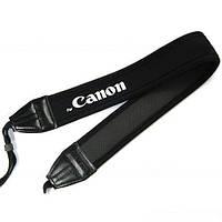 Плечевой шейный ремень для фотоаппаратов CANON (неопрен)