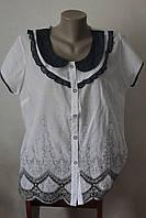 Блузка женская с кружевом