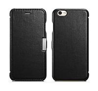 Чехол iCarer Luxury Flip для iPhone 6 Black