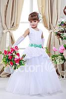 Арт.Нарядное платье №7715