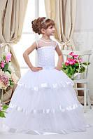 Арт.Нарядное платье №7717