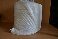 Тесьма эластичная 30 мм белая