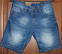 Шорты джинсовые для мальчиков 140/146 Венгрия GLO-story