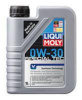 Синтетическое моторное масло Liqui Moly Special Tec V 0W-30 1л