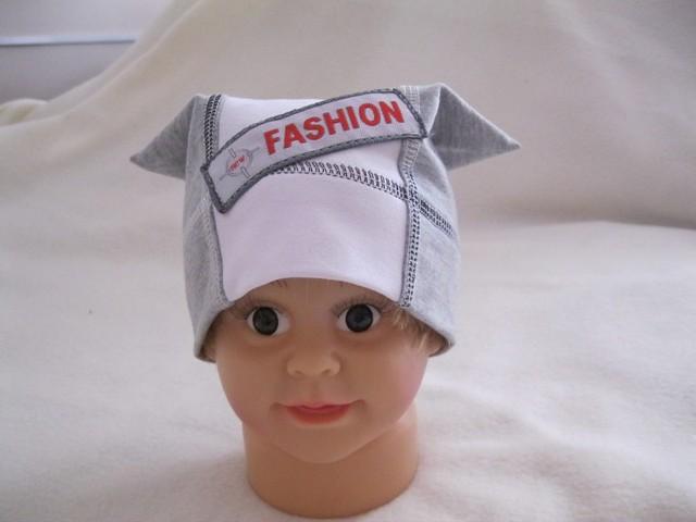 Трикотажные шапки для мальчика