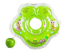 Круг c пупсиками Baby Sunny Зеленое яблочко