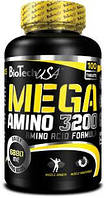 Амінокислоти (амінки) Mega Amino 3200 від BioTech USA 100 tab