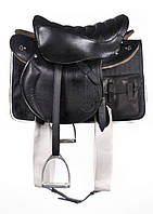 Седло для лошади Милицейское