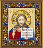 Набор для вышивки бисером Христос Спаситель Д 6024