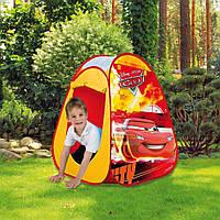 Детская палатка Тачки John 72544