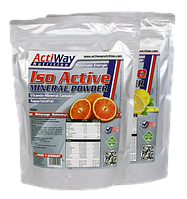 Изотонические напитки ActiWay Iso Active Mineral Powder 600g