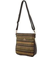 Молодежная сумка - планшет. Женская сумка.