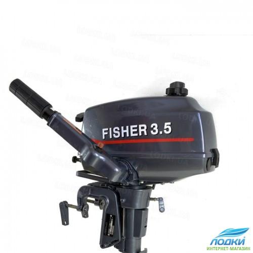 fisher лодочный