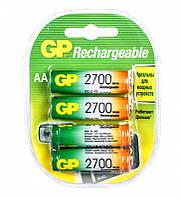 Пальчиковые аккумуляторы GP AA 2700 mAh ( 270 AA C2)