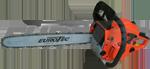 Бензопила Eurotec GA 107 C   2400 Вт., шина 450 мм