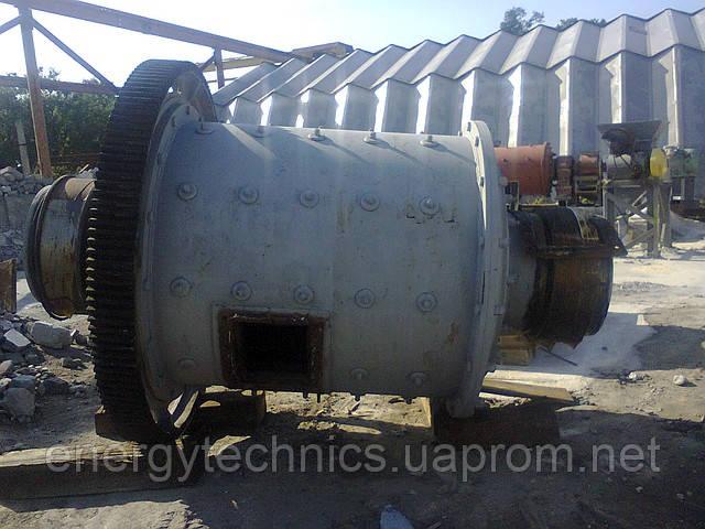 Фотографии шаровой мельницы СМ 6004 А размером 1500х1600 мм