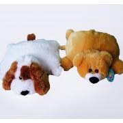 Мягкая игрушка подушка Собачка 55 см