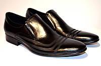 Туфли мужские кожаные 2015 года\ модель 36
