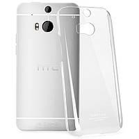 Прозрачный чехол Imak для HTC One / M8
