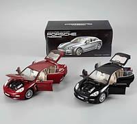 Машина металлическая Porsche