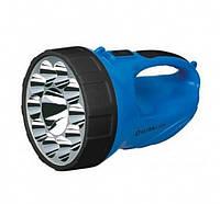Фонарь Ultraflash LED3817CS, аккумуляторный, 220В, 15+10 LED