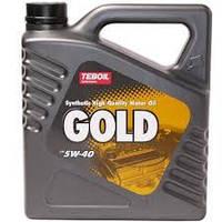 Масло Teboil Gold S 5w40 4л