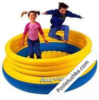 Детский надувной игровой центр-батут Intex 48267 Original Jump-O-Lene (203х69 см.)