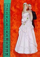 Свадебная фигурка для свадебного торта 13 см (10)