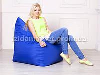 Кресло мешок Фокси - синего цвета