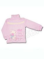 """Детский свитер для девочки """"Лапочка"""""""