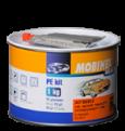 ПЭ шпатлевка - мелкая (FINI) 1 кг в комплекте с отвердителем