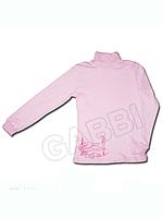 """Детский свитер для девочки """"Прогулка"""""""