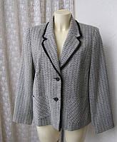 Пиджак жакет женский офис демисезонный Bonmarche р.50