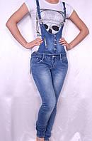 Абсолютный тренд: джинсовый стильный комбинезон!