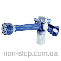 ТОП ВИБІР! Водомет water cannon Ez Jet - 1000036 - зрошувач, поливалка, підсилювач потоку води, розпилювач, насадка на шланг водомет