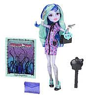 Кукла Монстер Хай Твайла из серии Новый скарместр Monster High New Scaremester Twyla
