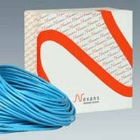 Двухжильний нагревательный кабель NEXANS TXLP/2R, 17Вт/м, Теплый пол