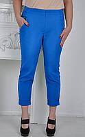 Укороченные женские брюки, разные цвета