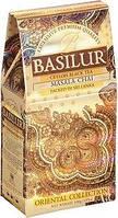Чёрный чай «Базилур» с индийскими специями Масала