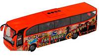 Машинка Автобус Туристический Dickie 3314826T