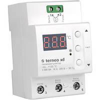 Термостат Terneo xd для вентиляции и охлаждения