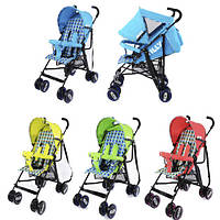 Коляска-трость детская летняя TILLY Jazz BT-SB-0008 (baby tilly, тилли, тили, легкие коляски) [8 цветов]